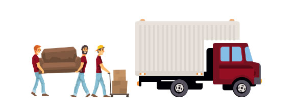 Professional Moving Company LA