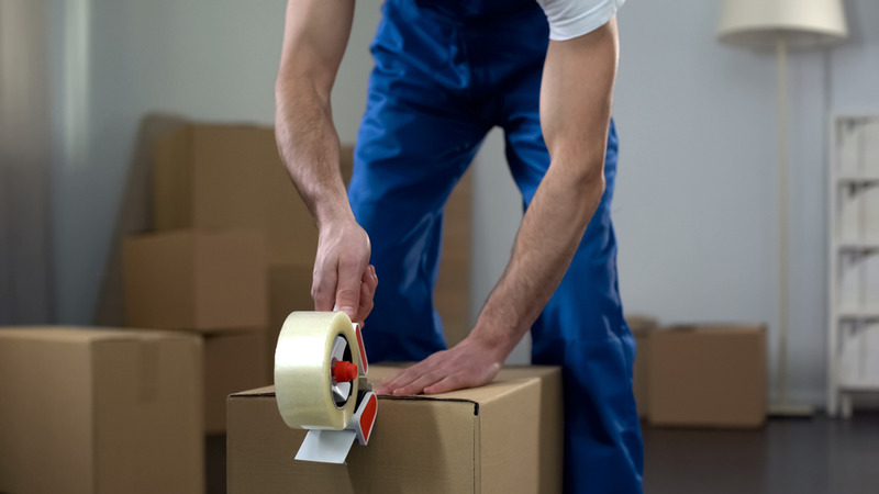 packing service in Los Angeles