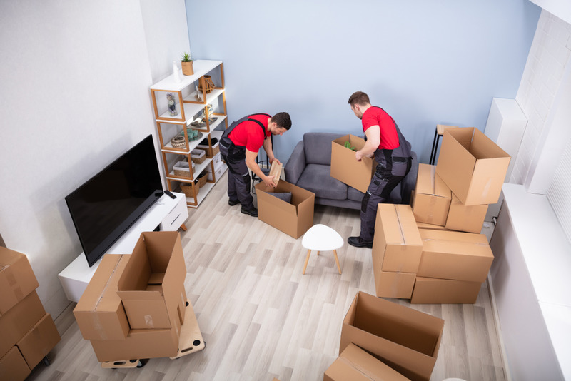 top packing service in Los Angeles