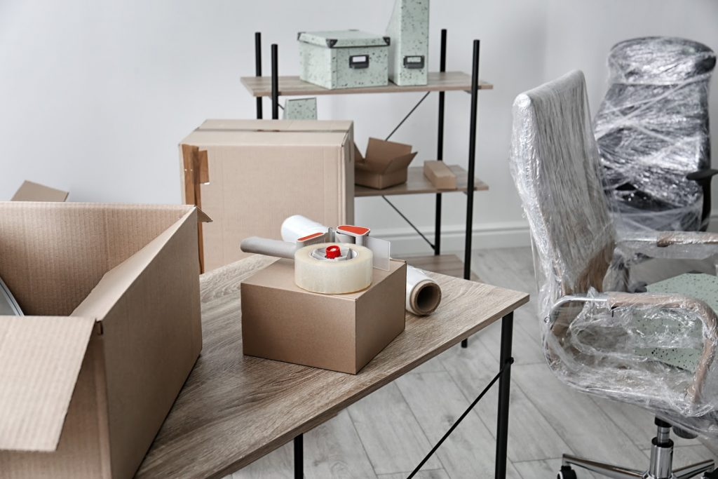 office moving company in los angeles