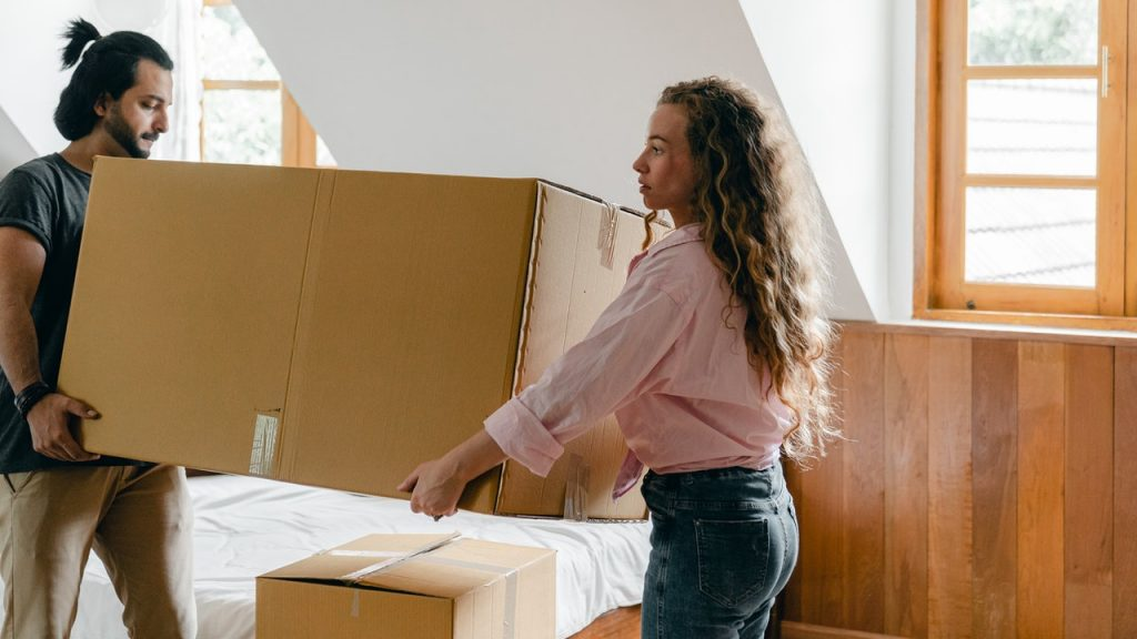 moving company in Pasadena